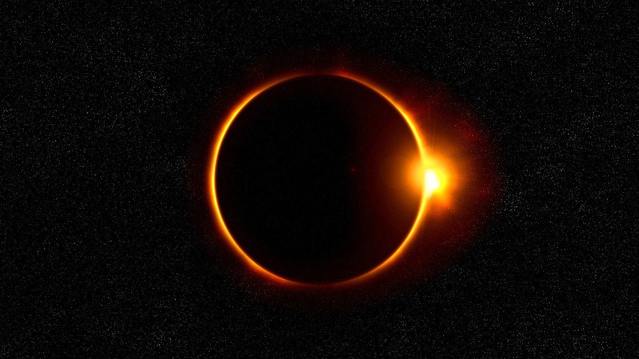 Honoring your life & today's solar eclipse