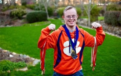 What happens after college for students with Down syndrome? Answer: A LOT