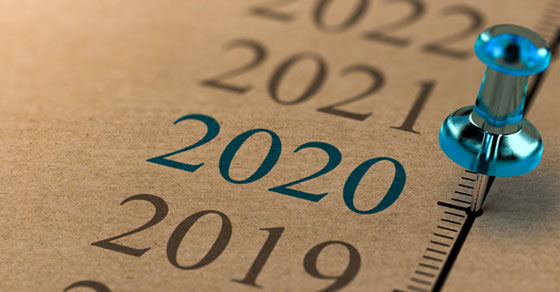Tax limits affecting businesses have increased for 2020