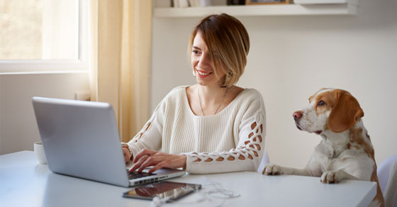 Do you run your business from home? You might be eligible for deductions