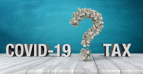 Answers to COVID-19 related tax questions