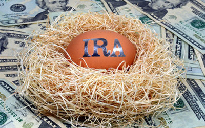 Taking distributions from a traditional IRA